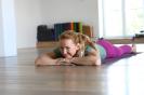 Хатха йога для продолжающих с Юлией Шешеневой